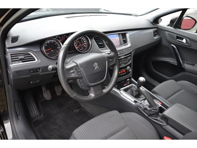 Peugeot 508 1.6 THP 156pk Active Clima NAP Navi Panoramadak