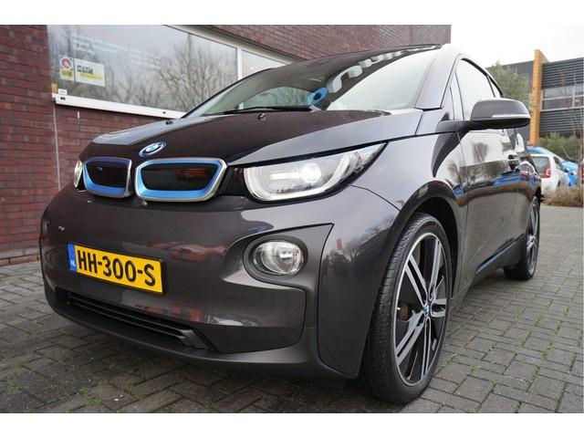 BMW i3 Range Extender Comfort Advance 7% LED Pano Harman Kardon Navi EX BTW