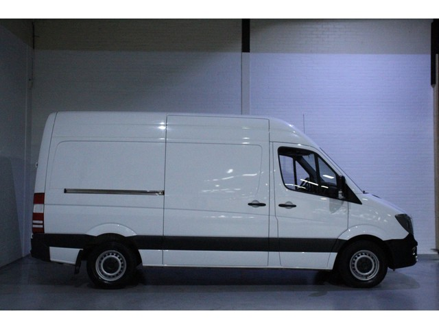 Mercedes-Benz Sprinter 313 CDI 130pk L2H2 Airco, Bijrijdersbank, Elek. Pakket, Laadruimte Pakket, Nette bus