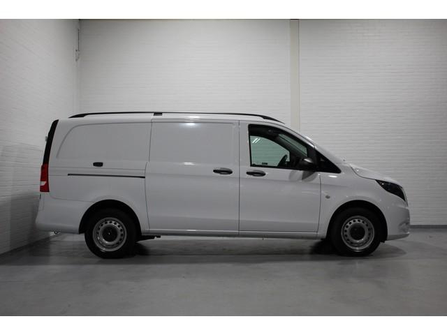 Mercedes-Benz Vito 116 CDI 163 pk Lang Airco, Deuren 270 graden, Cruise, PDC V+A, Multistuur