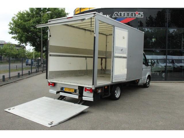 Iveco Daily 35C15 150pk Bakwagen Met D'Hollandia Laadklep LxBxH 415x215x220, 1.040 kg laadvermogen