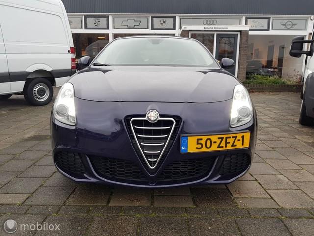 Alfa Romeo Giulietta 1.6 JTDm Business, LED, Cruise, Airco