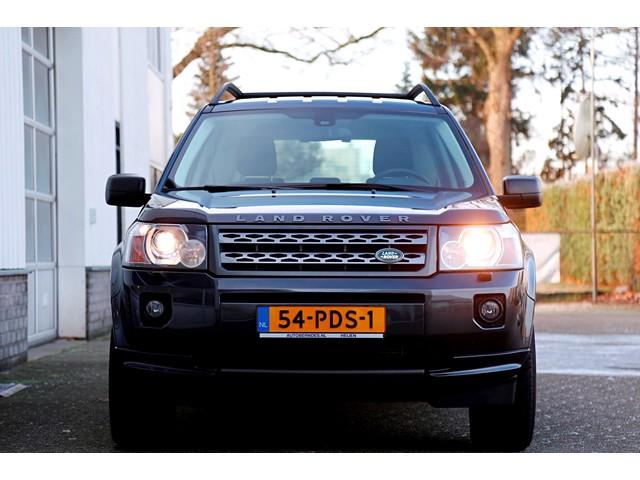 Land Rover Freelander 2.2 TD4 150PK 4WD*NL-Auto*Perfect Onderhouden*Trekhaak Parkeersensoren Cruise-Control*