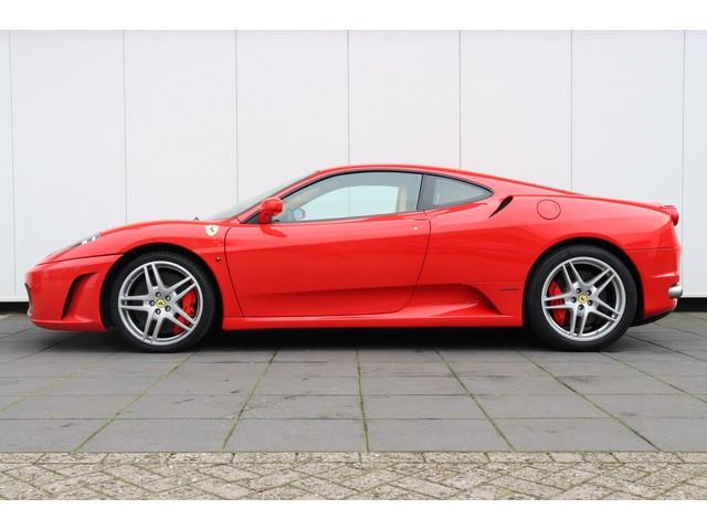 Ferrari F430 4.3 V8 F1 | 486 PK | NEDERL. AUTO | NAVI | LEDER | LMV | XENON |