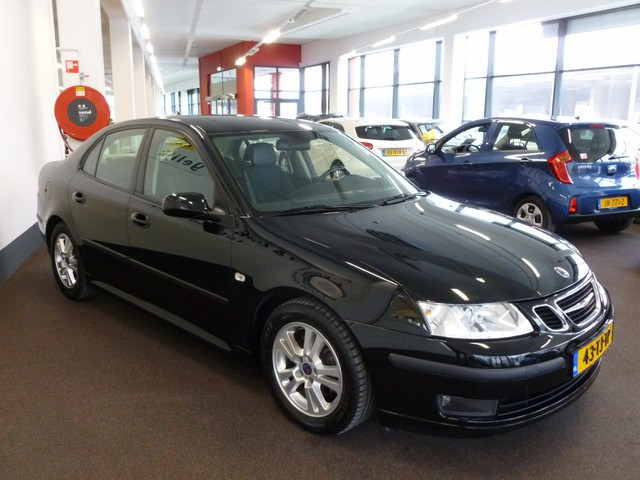 Saab 9-3 Sport Sedan 1.8 Business navigatie, airco
