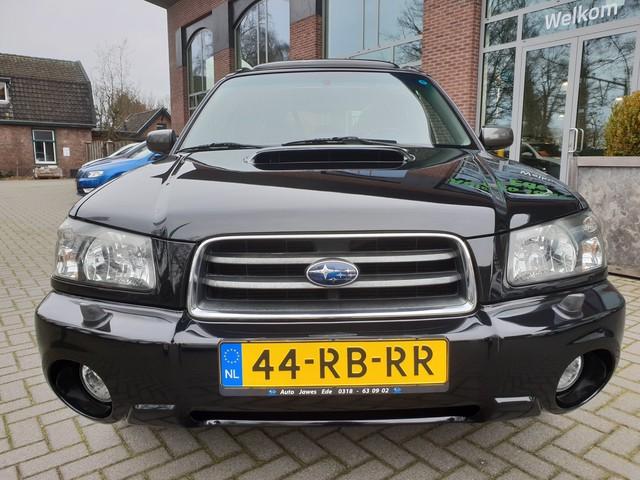 Subaru Forester 2.5 AWD XT -= Zeer compleet! =-
