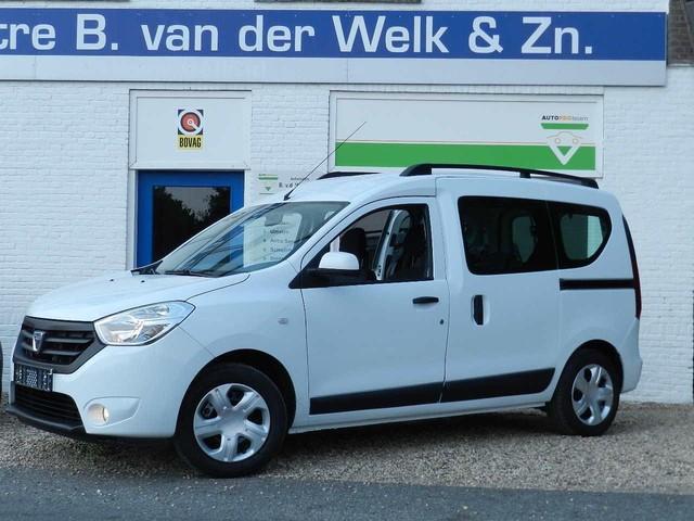 Dacia Dokker 1.6 Laureate Navigatie incl. bovag garantie