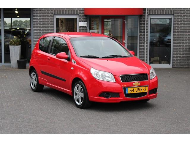 Chevrolet Aveo 1.4 16V LS Automaat Airco Nieuwe apk!