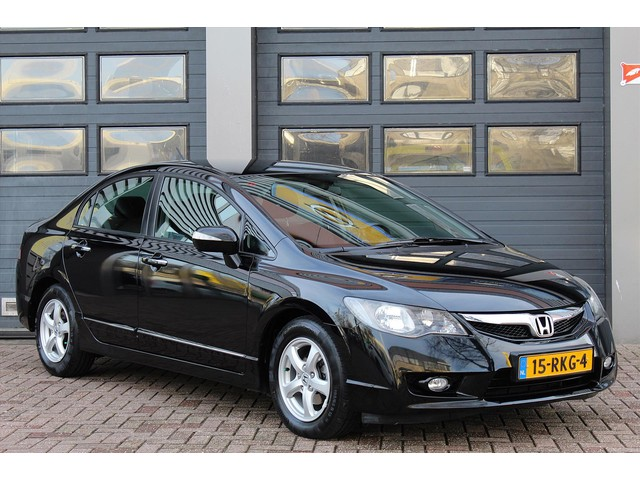 Honda Civic 1.3 95pk Hybrid Elegance AUTOMAAT *Navi   Keurig!*