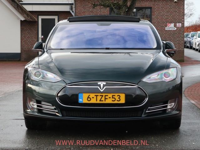 Tesla Model S 85 7PERS LUCHTVERING COLDWEATHER DOLBY