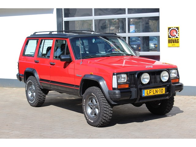 Jeep Cherokee 2.5TD SE 4WD Youngtimer