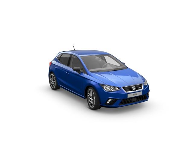 Seat Ibiza 1.0 TSI FR Business Intense 115 pk | FULL LED | Panorama dak | Beats audio | DAB+ | Virtual cockpit | 18'Lichtmetalen velgen | S