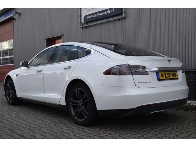 Tesla Model S 60 autopilot, adaptive cruise, panorama, leder, camera, 19 inch, €33.850,- excl. BTW