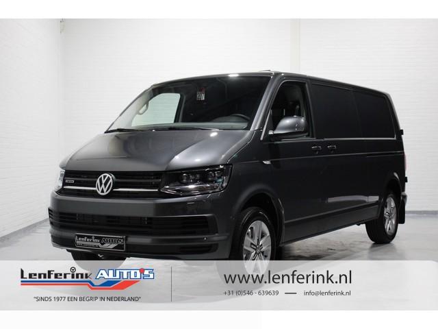 Volkswagen Transporter 2.0 TDI 204 pk DSG Aut. 4Motion Navi, LED kopl., 2x Schuifdeur, Schuif kanteldak