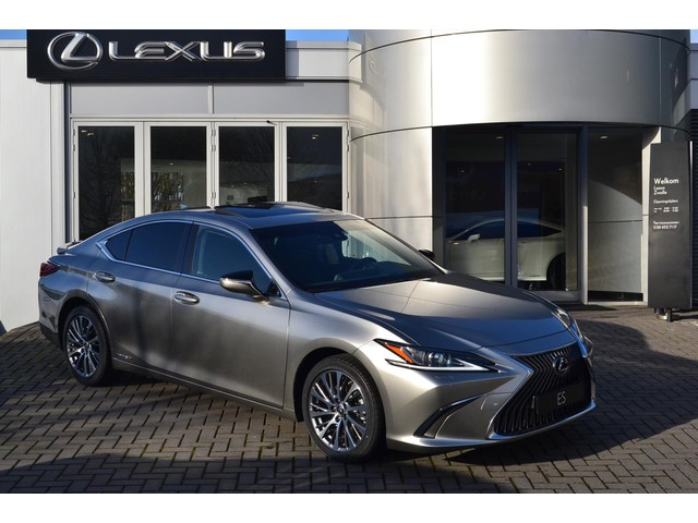 Lexus ES 300h Luxury Line,18''Stoelkoel,Sunroof,