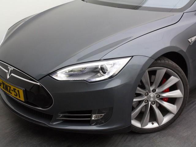 Tesla Model S P85+! (Inc. VAT) Perform. -Plus Luchtvering 21
