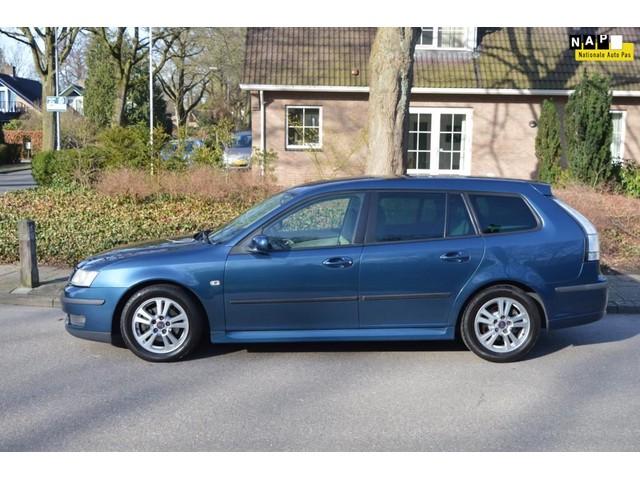 Saab 9-3 Sport Estate 1.8t Linear org NL NAP perfect onderhouden