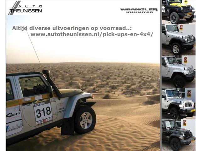 Jeep Wrangler 2.8 CRD Unlimited (div. uitvoeringen)