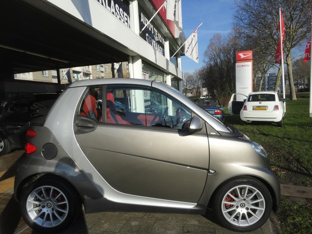 Smart Fortwo mhd Passion CABRIOLET  AIRCO
