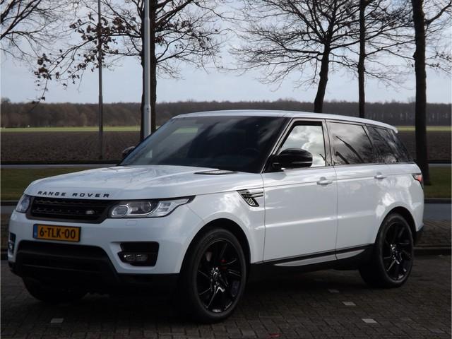 Land Rover Range Rover Sport SDV6 HSE DYNAMIC Climate Pack   Adaptieve Cruise   Meridian Audio  El. trekhaak   Dealer onderhouden