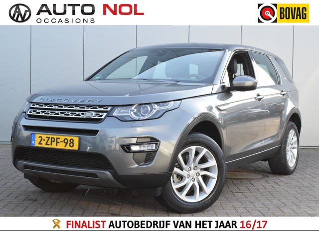 Land Rover Discovery Sport 2.2 SD4 4WD HSE Navi Stuur stoelverw Clima Trekh Leder Lm18' Parkeerass  Catalogusprijs € 64.270