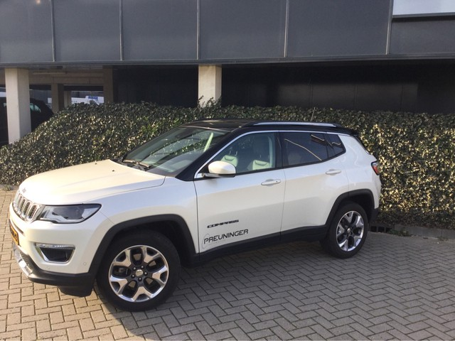 Jeep Compass 1.4 MuliAir Limited 4x4 A9