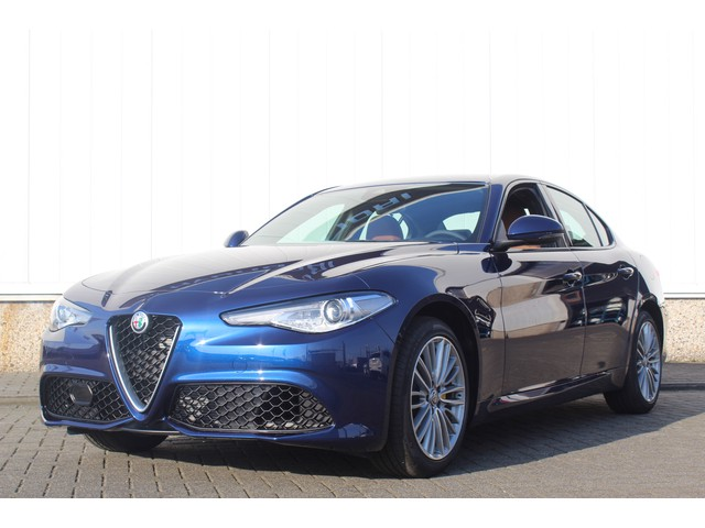 Alfa Romeo Giulia 2.0T 200pk AT Super Pack Sportivo
