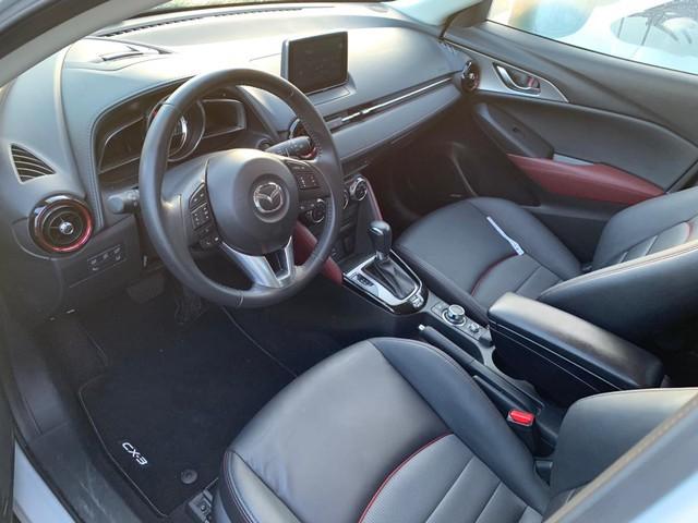 Mazda CX-3 2.0 SkyActiv-G 120 GT-M Automaat,18Inch,Navi,Cruise Hoge Zit km 55.000