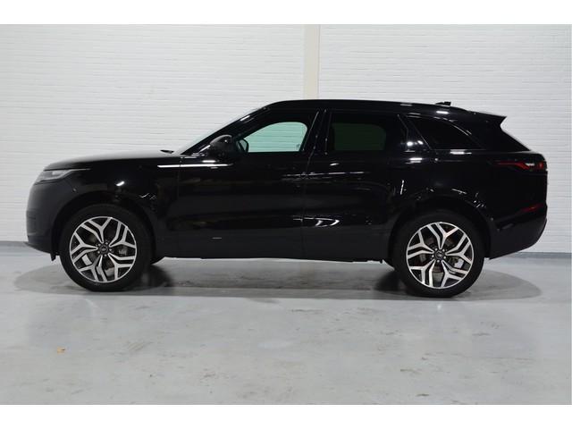 Land Rover Range Rover Velar 3.0 V6 D300pk AWD SE ACC, Cruise, DAB+, Headup, Panodak, Leder zwart