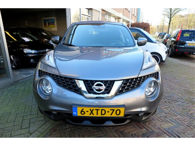 Nissan Juke 1.2 DIG-T Acenta  65.000 Km 1e Eig Clima Pdc 17inch Led NAP Garantie