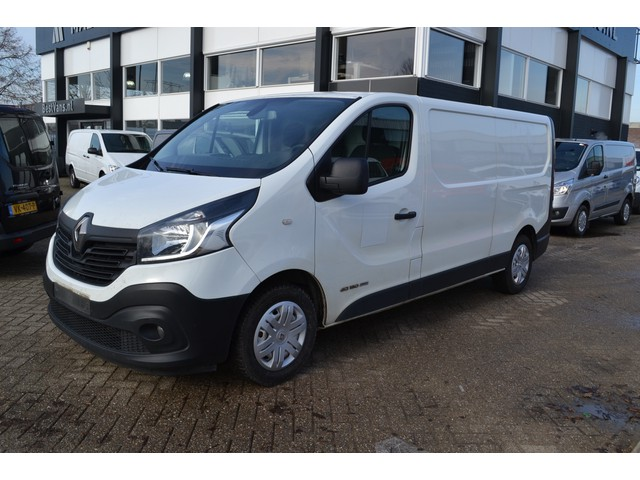 Renault Trafic 1.6 dCi 120PK T29 L2H1 - Airco - PDC € 10.900,- Ex.
