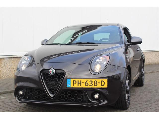 Alfa Romeo MiTo TURBO TwinAir ECO 100PK SUPER |NAVI |CLIMA |CRUISE