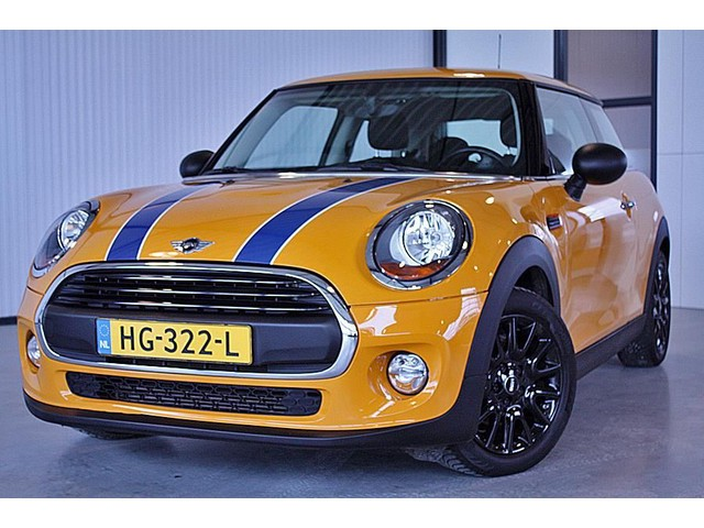 MINI Mini 1.2 One Salt Business AirCo  Navi  Cruise