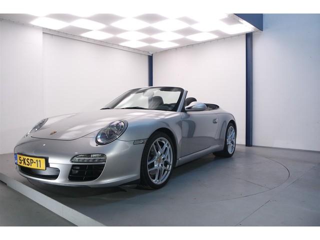 Porsche 911 Cabrio 3.6 MK2 Carrera Cabriolet 346PK + nieuwstaat + Nie uwe model