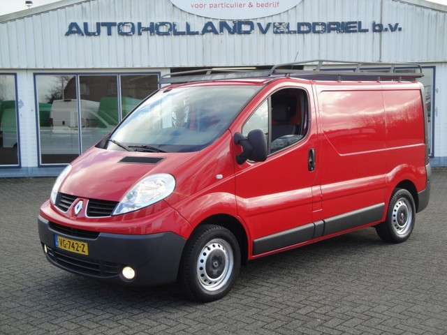 Renault Trafic 2.0 DCI 66KW 90PK CLIMATE CONTROL  NAVIGATIE  CRUISE CONTROL  R