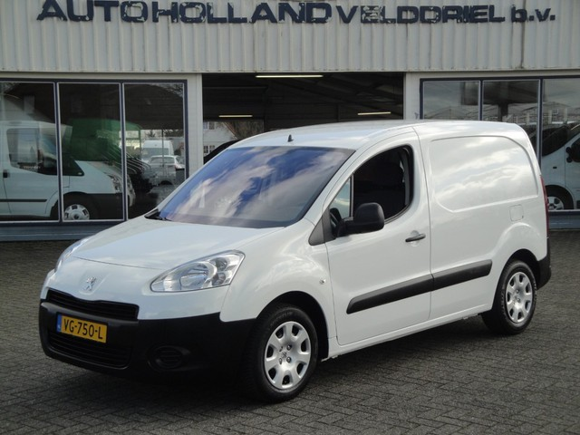 Peugeot Partner 1.6 HDI 66KW 90PK AUTOMAAT AIRCO  CRUISE CONTROL  PARKEERSENSORE