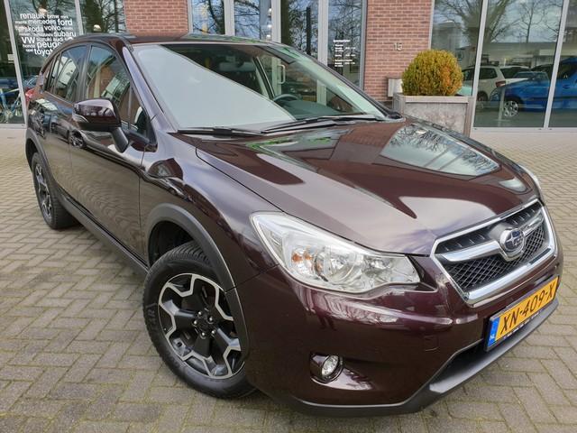 Subaru XV 2.0i Luxury AWD -= Zeer compleet! =-