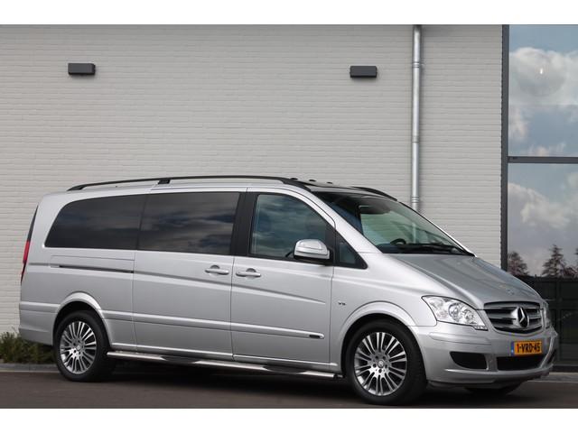 Mercedes-Benz Viano 3.0 CDI Aut Amb Edition, 2x Elec Schuid, DC Extra Lang, Vol Opties, NIEUWSTAAT