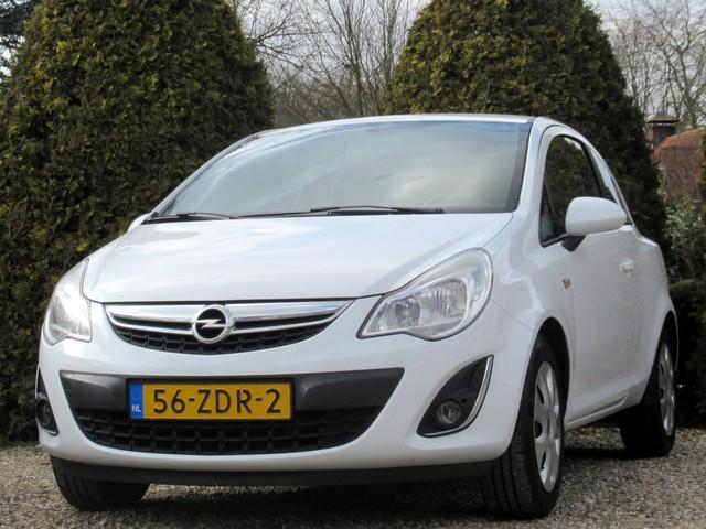 Opel Corsa 1.2 ECOFLEX EDITION LPG-G3   AIRCO   DEALER OH