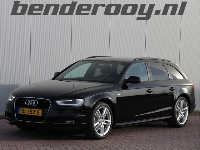 Audi A4 Avant 2.0 TDI AUT   2x S-LINE   NAVI   LEDER   XENON