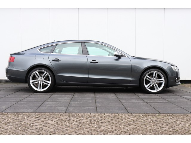 Audi A5 Sportback 2.0 TFSI Pro Line | 180 PK | NAVI | LEDER | CRUISE | CLIMATE | LMV | XENON |