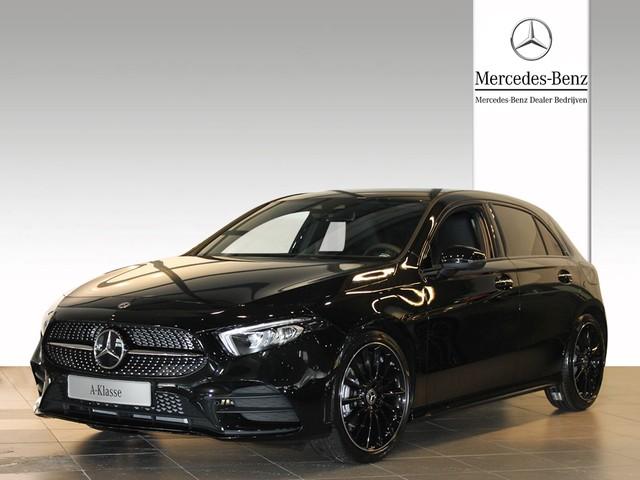 Mercedes-Benz A-Klasse 200 LAUNCH EDITION PREMIUM Line: AMG Automaat