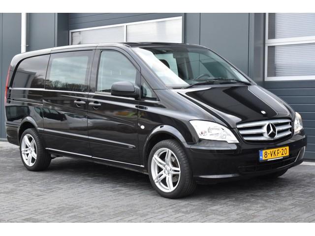 Mercedes-Benz Vito 116 CDI L2H1 DC Dubbel Cabine Airco € 209,- Pm