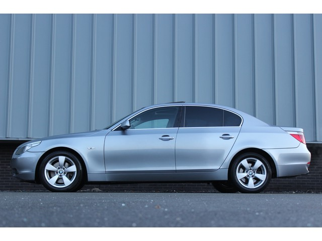 BMW 5 Serie 2.2 I 520i E60 Sedan Executive | Youngtimer | 170 pk | Automaat