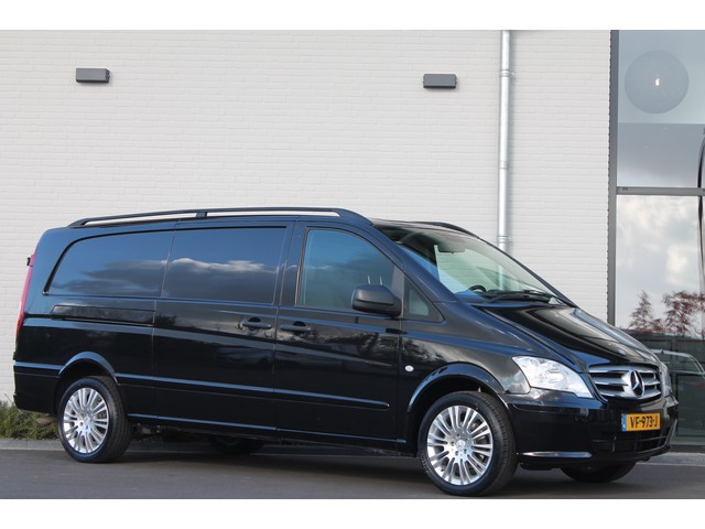 Mercedes-Benz Vito 113 CDI Aut, Extra Lang, Airco, Nette Staat