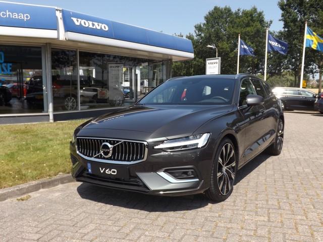 Volvo V60 D4 Geartronic 190pk Inscription   €2950,- Voordeel   Business Pack Connect   Intellisafe Pro Line   Luxury Line   20 '' Lichtmet