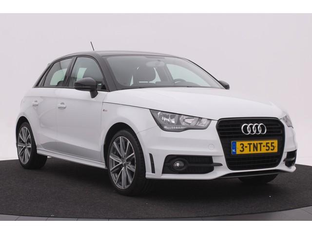 Audi A1 Sportback 1.2 TFSI Admired S-Line | Navigatie | Lichtmetalen velgen | Cruise control