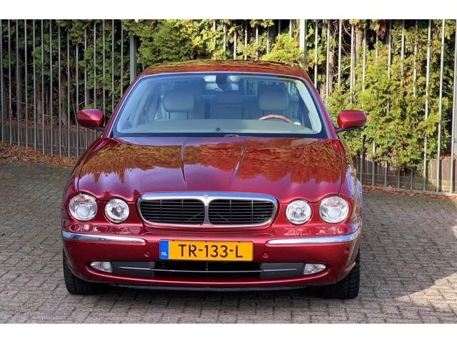 Jaguar XJ 3.0 V6 2e eigenaar, volledige historie aanwezig, 89.184km, Youngtimer, concoursstaat!