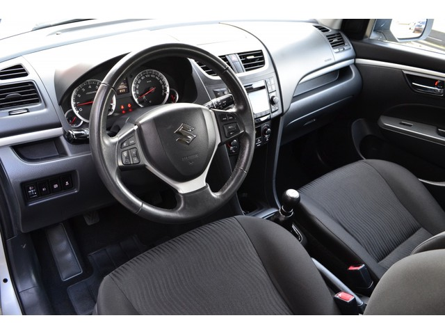 Suzuki Swift 1.2 Exclusive 5DRS 2011 Grijs Clima|Cruise|Keyless