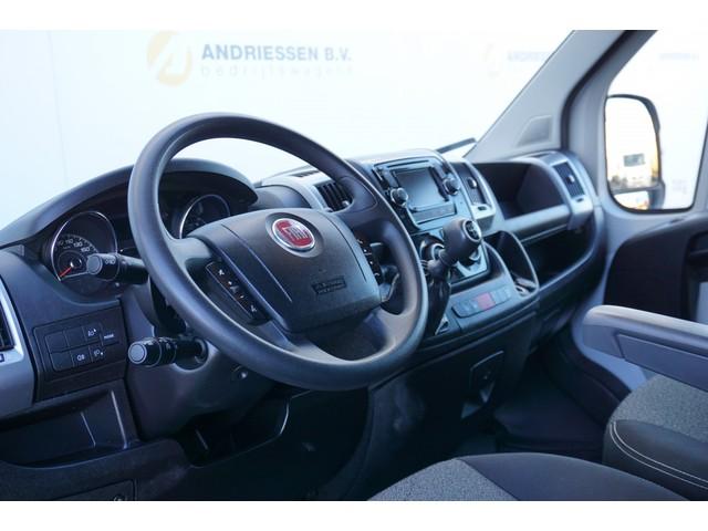 Fiat Ducato 35 2.3 MultiJet Bakwagen + Laadklep A C, Cruise **79.282 km**